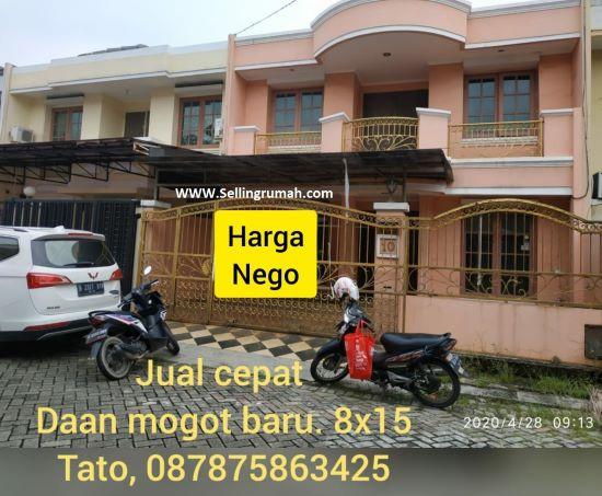 Jual Rumah Tampak Siring DMB Murah Sellingrumah 087875863425