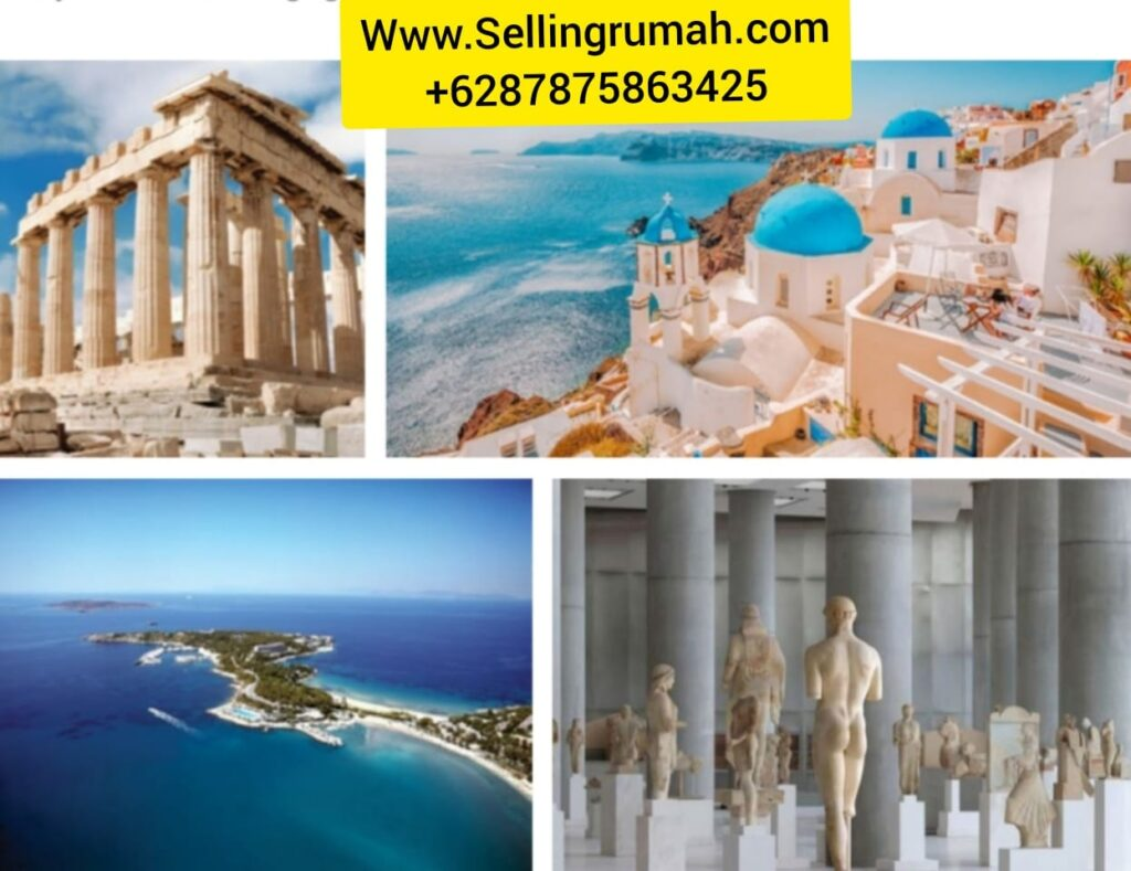 Investasi Property 4.5 Miliar Dapatkan PR Greece Yunani 087875863425