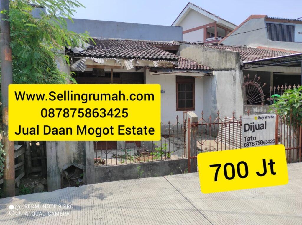 Jual Daan Mogot Estate 705 jt gratis Genset Kpr Tato 087875863425