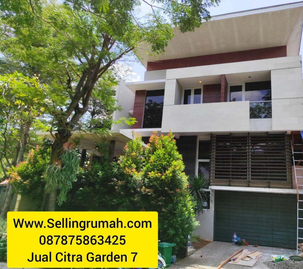 Jual Rumah Citra Garden 7 Kalideres Sellingrumah Tato 087875863425