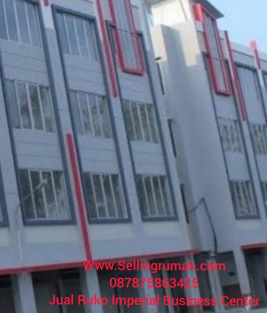 Dijual Ruko Imperial Business Center Kalideres Sellingrumah 087875863425