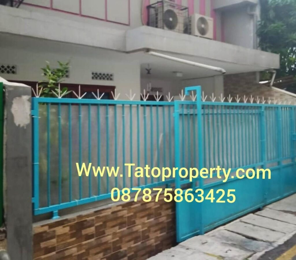 Jual Rumah Jl Kesejahteraan Kota Tamansari Tato 087875863425